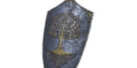 Spirit Tree Crest Shield