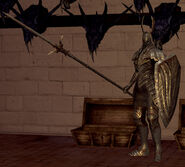 Silver knight spearman