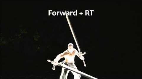 Dark Souls 2 Black Knight Greatsword Tutorial (dual wielding w power stance)