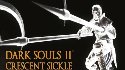 Dark Souls 2 Crescent Sickle Tutorial (dual wielding w power stance)