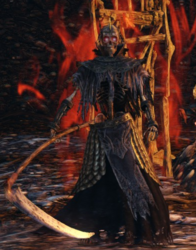 Skeleton Lord Scythe