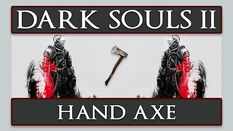 Hand Axe - 01