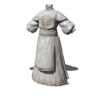 Pale Shade Robe