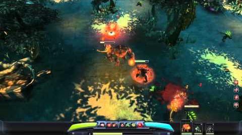 Darkspore Hero Spotlight 1 Zrin The Sunfist