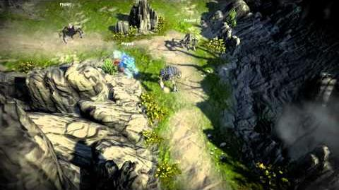 Darkspore Gameplay Trailer 2 Co-Op