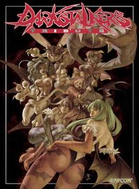 Darkstalkers Tribute cover