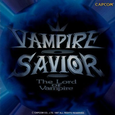 File:Vampire Savior Lord of Vampire Capcom Game Soundtrack Front.png