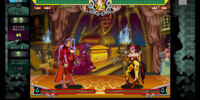 Darkstalkers Resurrection/Screen shots