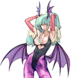 Capcom vs SNK 2 Morrigan 02