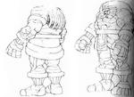 Anakaris Concept Sketch