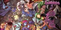 Street Fighter VS. Darkstalkers
