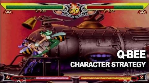 Darkstalkers - Q-Bee Character Strategy