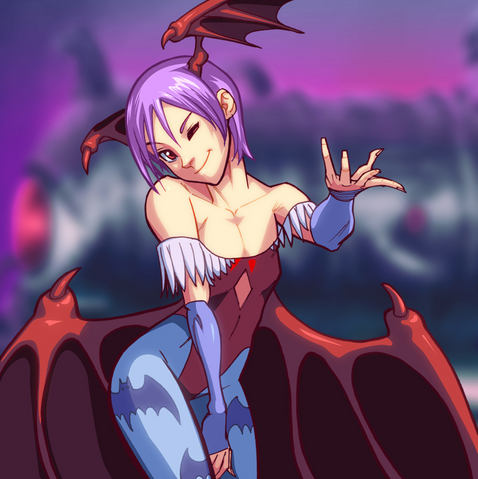 File:Udon Comics Lilith Lure.png