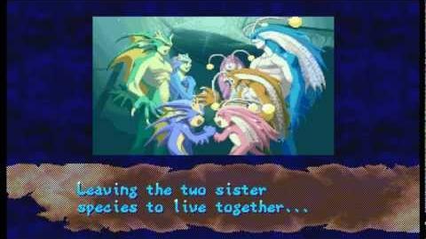 Rikuo's Darkstalkers 3 Ending