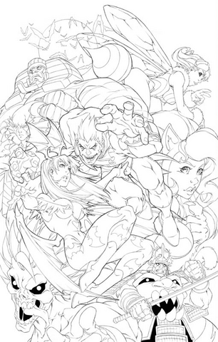 File:UCDS issue one cover line art.png
