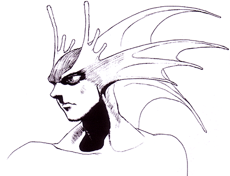 File:Darkstalkers The Night Warriors Rikuo 02.png