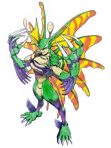 File:Night Warriors Darkstalkers Revenge Rikuo 01.png