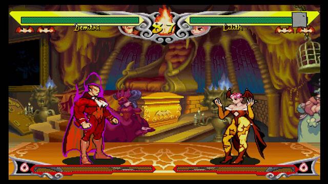 File:Darkstalkers Resurrection Widescreen.jpg