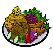 Vampire Lunch