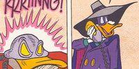 Darkwing's telephone