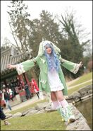 Date A Live Yoshino Cosplay 6
