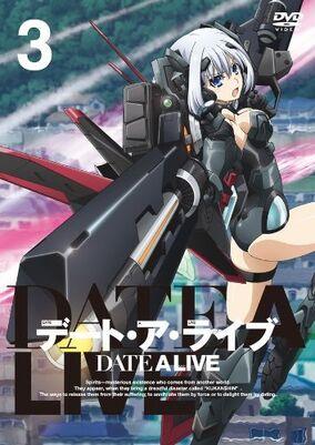 Date A Live BD 3
