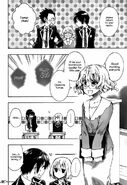 Tamae's first appearance on the manga