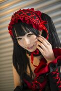 Date A Live Kurumi Cosplay 14