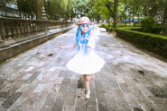 Date A Live Yoshino Cosplay 16