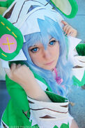 Date A Live Yoshino Cosplay 11