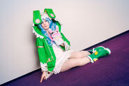 Date A Live Yoshino Cosplay 13