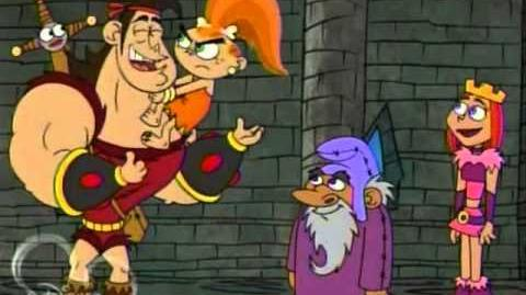 Dave the Barbarian 1x15 A Pig's Story P2