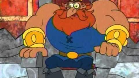 Dave the Barbarian 1x20 Fiends and Family
