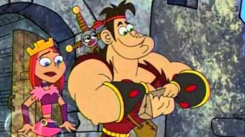 Dave the Barbarian 1x08 Web