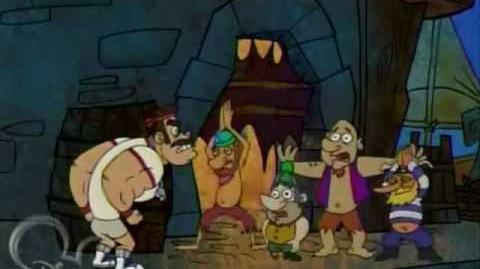Dave the Barbarian 1x16 The Cow Says Moon