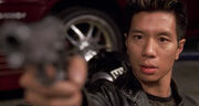 David Ayer wiki- Lance, cousin of Tran (Reggie Lee) in F&F (2001 original)