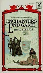 Enchanter's End Game cover