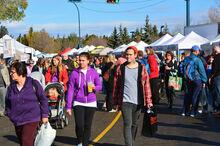 St Alberts, Alberta farmers market