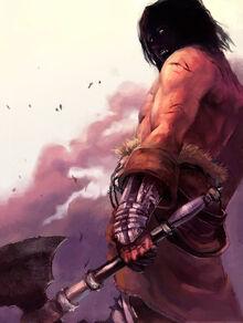 Deathwalker - Tim Tsang