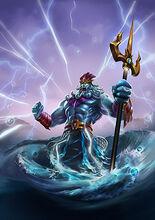 Poseidon Awoken Summon