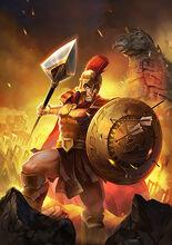 Achilles Summon