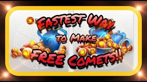 Dawn of Gods - Fastest Ways to Get FREE Comets