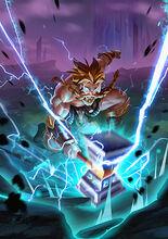 Thunder Awoken Thor Summon