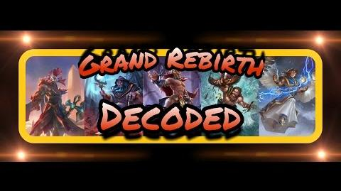 Dawn of Gods - Grand Rebirth Event, How it Actually Works