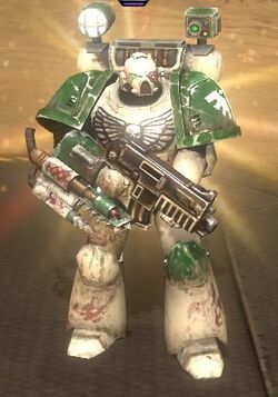Wargear - Master Crafted Bolt Gun image