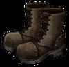 Motorway boots
