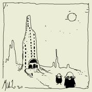 Termite city