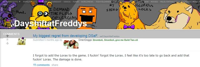 File:Reddit.com - My biggest regret from developing DSaF.jpg
