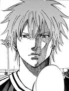Ooshiba's face
