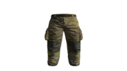 Beige Fire-fighters Pants Model (D-BD)